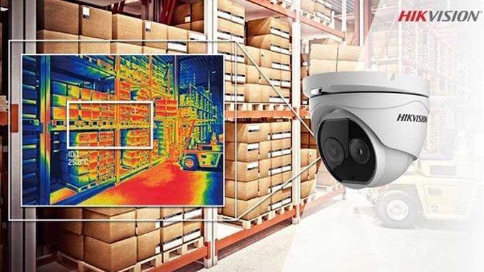 Videovigilancia de riesgos de incendio de HikVision - Smart Integraciones Mag, Audio, Video, Seguridad, Smart Building y Redes