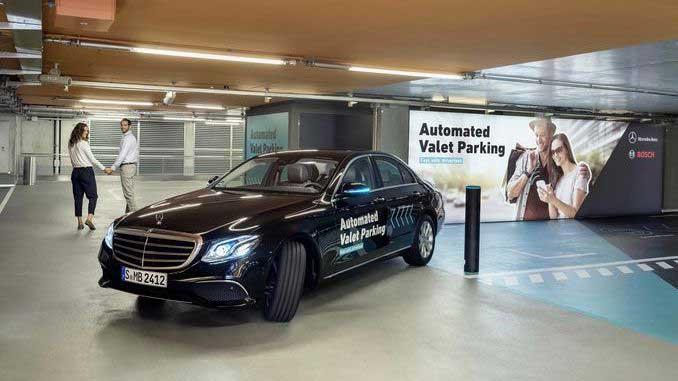 Sistema autónomo de aparcamiento de Daimler Bosch - Smart Integraciones Mag, Audio, Video, Seguridad, Smart Building y Redes