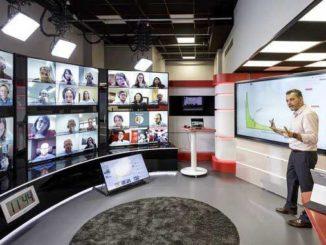 Instalación de aula virtual en IESE Barcelona - Smart Integraciones Mag, Audio, Video, Seguridad, Smart Building y Redes