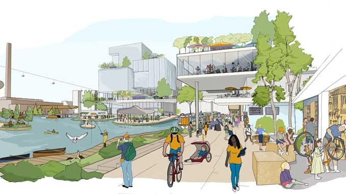 Proyecto QuaySide Toronto, la Smart City de Google - Smart Integraciones Mag, Audio, Video, Seguridad, Smart Building y Redes