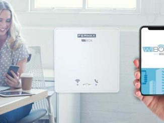 El dispositivo Wi-Box de Fermax comunica el portero VDS con el móvil - Smart Integraciones Mag, Audio, Video, Seguridad, Smart Building y Redes
