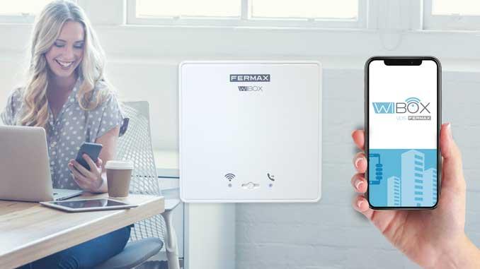 El dispositivo Wi-Box de Fermax comunica el portero VDS con el móvil - Smart Integraciones Mag, Audio, Video, Seguridad, Smart Building y Redes