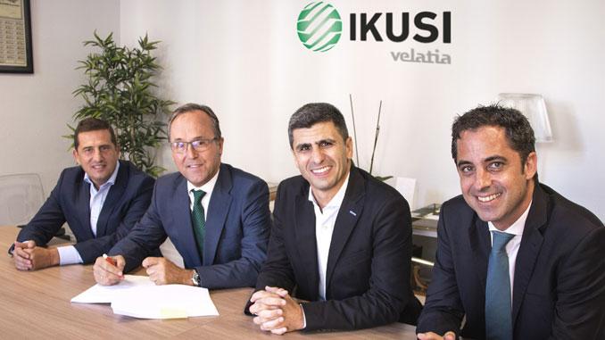 Ikusi firma la compra de Aryse - Smart Integraciones Mag, Audio, Video, Seguridad, Smart Building y Redes